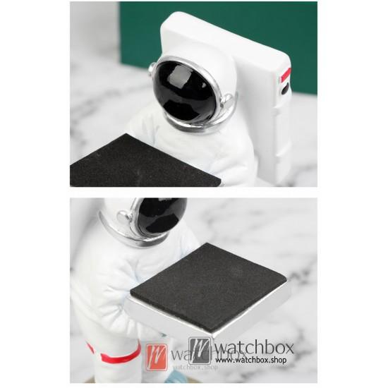 Original Home Creative Astronaut Watch Gift Shop Display Stand Holder