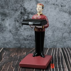 Original Baggage waiter watch display stand gift holder