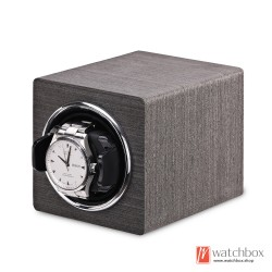 Top quality Automatic Rotate Mechanical Mini Watch Case Winder Display Box 1+0