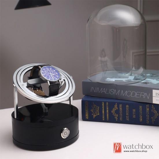 high grade automatic mechanical watch winder creative design shake box watch storage display box home decoration